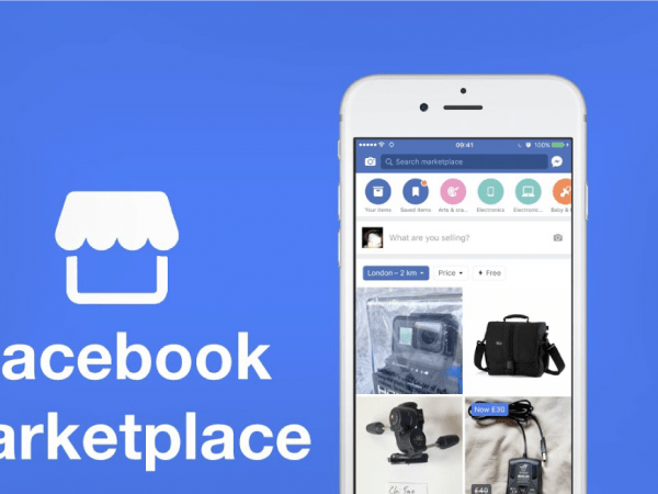 Marketplace do Facebook ultrapassa 1 bilhão de usuários